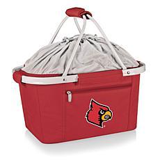 Picnic Time Portable Metro Basket - Un. of Louisville