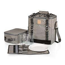 Picnic Time PT-Frontier Cooler Heathered Gray