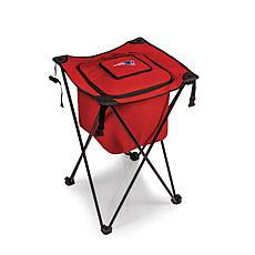 Picnic Time Sidekick Foldable Cooler-NE. Patriots