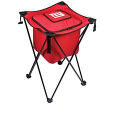 Picnic Time Sidekick Foldable Cooler - New York Giants
