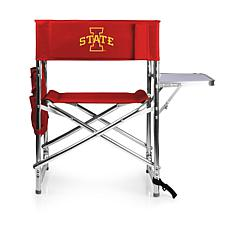 Picnic Time Sports Chair - Iowa State University