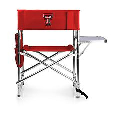 Picnic Time Sports Chair - Texas Tech University