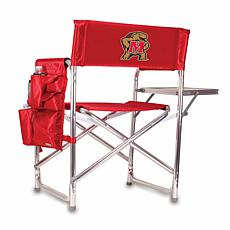 Picnic Time Sports Chair - University of Maryland