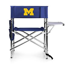 Picnic Time Sports Chair - University of Michigan