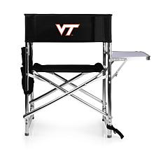 Picnic Time Sports Chair - Virginia Tech University