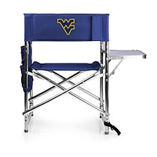 Picnic Time Sports Chair - West Virginia University