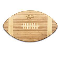 "Picnic Time ""Touchdown!"" Cutting Board - U of Arkansas"