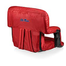 Picnic Time Ventura Seat - U of Mississippi - Red