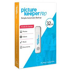 Picture Keeper Pro 32GB Computer Backup Solution