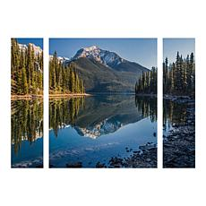 "Pierre Leclerc ""Jasper Morning"" Multi-Panel Art Set - 30"" x 41"""