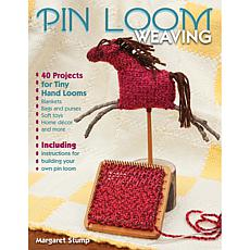 """Pin Loom"" Book by Margaret Stump"