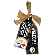 Pittsburgh Steelers 12 Inch Team Tags