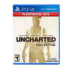PlayStation 4 Uncharted the Nathan Drake Collection - Greatest Hits