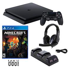 PlayStation Minecraft Game with DualShock 4 Controller
