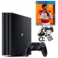 PlayStation4 Console with Madden 20 Game and 9-in-1 Kit