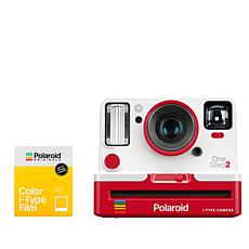 Polaroid OneStep 2 Instant Film Camera with Extra Film