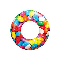 "PoolCandy Jellybeans 36"" Beach and Pool Tube"