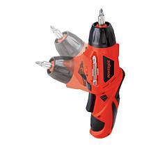 PowerJoe 4-Volt Cordless Cordless Screwdriver