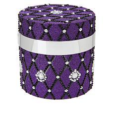 PRAI Ageless Throat & Decolletage Night Creme in Purple Ruby Jar