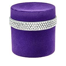 PRAI Beauty Ageless Throat & Décolletage Night Crème in Velvet Jar