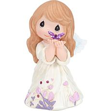 """Precious Moments """"Confirmed in Love"""" Angel Figurine"""