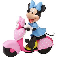 Precious Moments Disney Collectible Parade Minnie Mouse Figurine