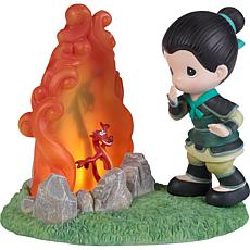 Precious Moments Disney Showcase Mulan Miracles LED Resin Figurine