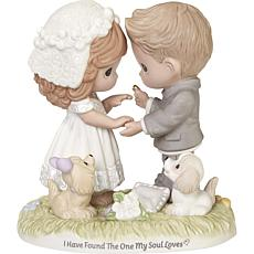 Precious Moments I Have Found The One My Soul Loves Porcelain Figurine