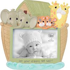 "Precious Moments Noah's Ark ""Let your Dreams Sail"" Photo Frame"