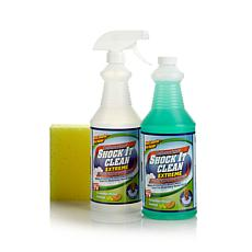 Professor Amos Shock It Clean Extreme Kit - Cucumber Melon