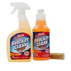 Professor Amos Shock It Clean Supreme 3-piece Concentrate Kit