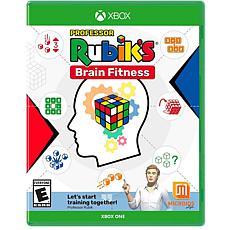 Professor Rubik's Brain Fit for Xbox One