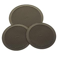 Progressive Prep Solutions 3-piece Microwave Multi Mat Set