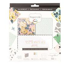 Project Life 52 Bloom Paper Bundle