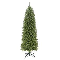 Puleo Intl. 7.5' Fraser Fir Artificial Christmas Tree with Stand Green