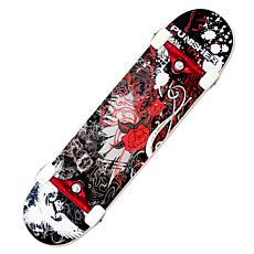 Punisher Complete Skateboard - Rose