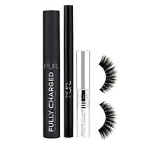 PUR Cosmetics Crystal Clear 4-piece Eye Set