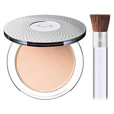 PUR Light 4-in-1 Pressed Mineral Foundation with Chisel Brush
