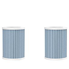 Pure Enrichment PureZone Personal True HEPA Replacement Filter 2-pack