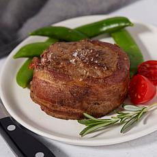 Pureland Meat Co 5 oz. Applewood Bacon Sirloin Steaks 6ct Auto-Ship®