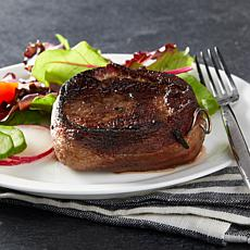 Pureland Meat Co Applewood Bacon-Wrapped Sirloin Steaks 8-count