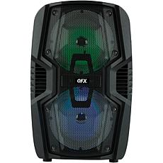"QFX 2 x 6.5"" Portable Party Speaker"