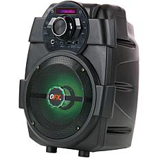 QFX PBX-5 1,500-Watt Rechargeable Bluetooth Party Speaker