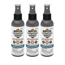 Ranger Ready Picaridin 20% Insect Repellent Travel Size 3-pack