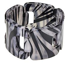 Rara Avis by Iris Apfel Animal Print Stretch Bracelet