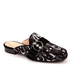 Rara Avis by Iris Apfel Lonnie Loafer Mule