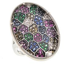 Rarities Multigemstone Oval Ring