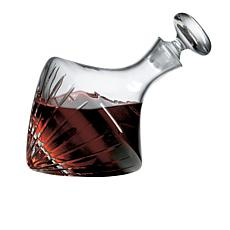 Ravenscroft Crystal Beveled Orbital Magnum Decanter