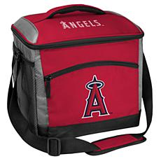 Rawlings Officially Licensed MLB Soft Insulated Bag, 24-Cans - Angels