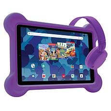 "RCA 10"" Kids Disney Tablet with Headphones and Bumper Case"